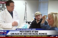 PicoWay - FOX29 with Dr. Eric Bernstein